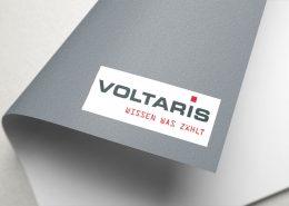 Klicklabor Website für Voltaris